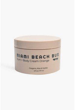 Miami Beach Bum & Body Cream Orange
