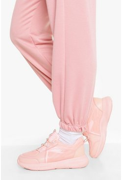 Pink Basic Running Trainers