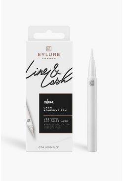 White Eylure Line And Lash Clear