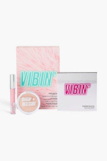 Multi Makeup Obsession Vibin Set