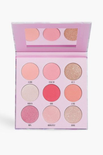 Multi Makeup Obsession Stun Eyeshadow Palette