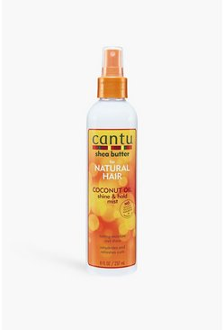 Orange Cantu Coconut Oil Shine & Hold Spray