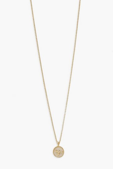 Gold metallic Bobble Bumble Bee Necklace