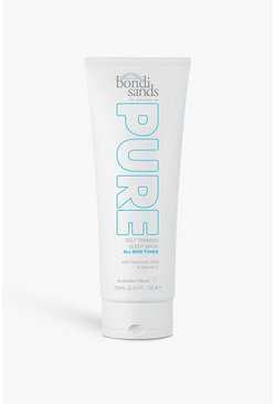 White Bondi Sands Pure Self Tanning Sleep Mask 75ml