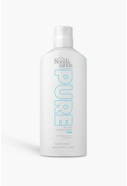 Bondi Sands Pure Self Tan Foaming Water Dark , White blanc