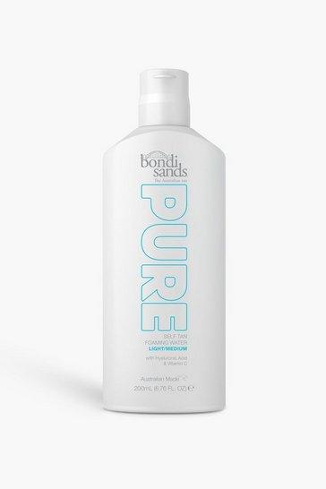 White Bondi Sands Pure Self Tan Foaming Water L/m