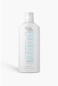 Autoabbronzante Bondi Sands Pure Self Tan Foaming Water L/m, Bianco