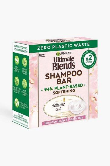 Multi Garnier Ultimate Blends Oat Shampoo Bar