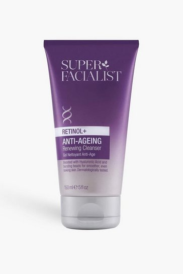 Purple Super Facialist Retinol+ Renewing Cleanser