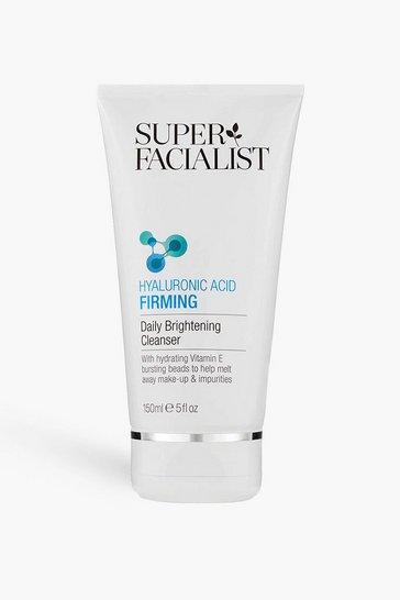 Blue Super Facialist Hyaluronic Acid Cleanser