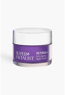 Purple Super Facialist Retinol+ Night Cream