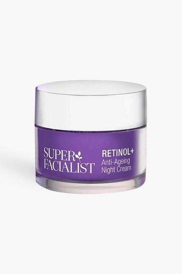 Purple Super Facialist Retinol+ Night Cream