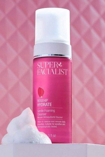 Pink Super Facialist Rose Foaming Cleanser