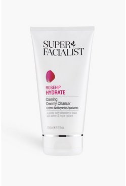 Super Facialist Rose Hydrate Creamy Cleanser, Rosa