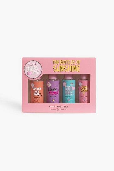 Multi So...? Sorry Not Sorry Bottles Of Sunshine Set