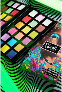 Multi Sleek Makeup Psychedlic Eyeshadow Palette