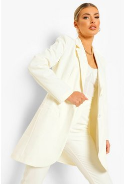 Tailored Fitted Blazer & Trouser Suit Set