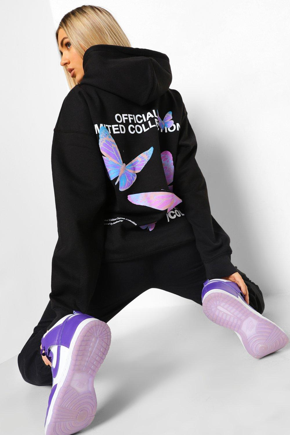 Tracksuits Official Collection Butterfly Tracksuit