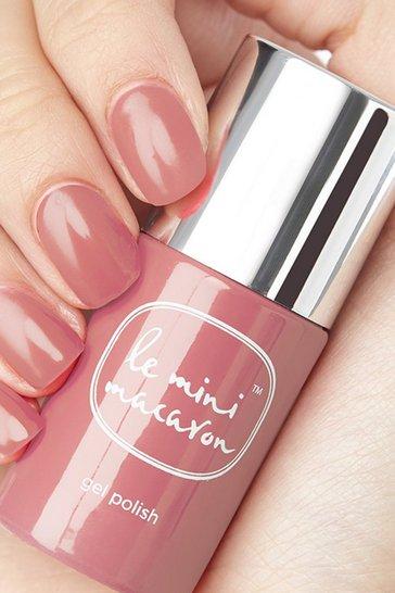 Red Le Mini Macaron Rose Buttercream - Gel Polish