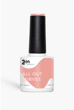 2am Gel Polish All Out Curves, Nude Телесный