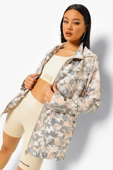 Grey Tonal Camo Print Mac