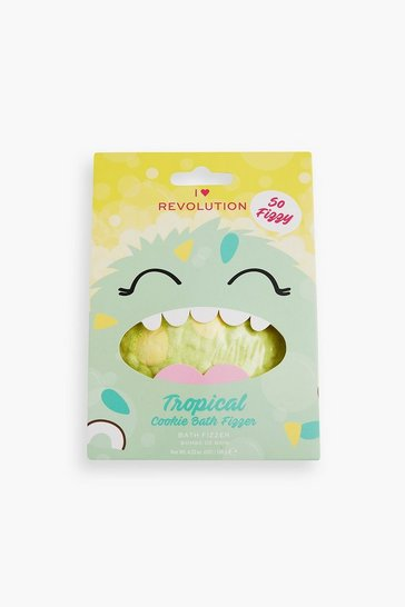 Lime green I Heart Revolution Tropical Cookie Fizzer