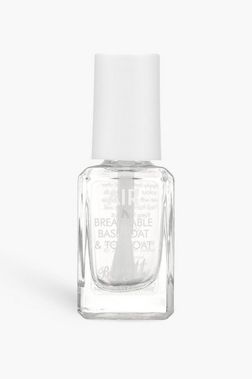 Clear Barry M Air Breathable Base Top Coat