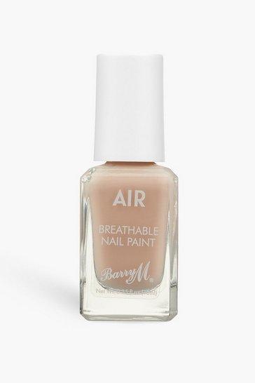 Peach orange Barry M Air Breathable Nail Paint - Peachy