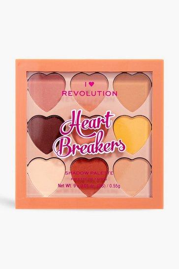 Multi I Heart Revolution Heartbreaker Palette Plush