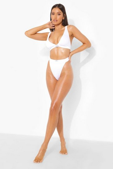 White Bride Tanga Bikini Brief