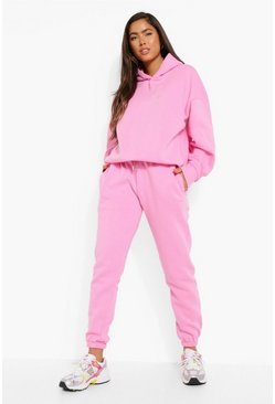 Pink Ofcl Studio Embroidered Tracksuit