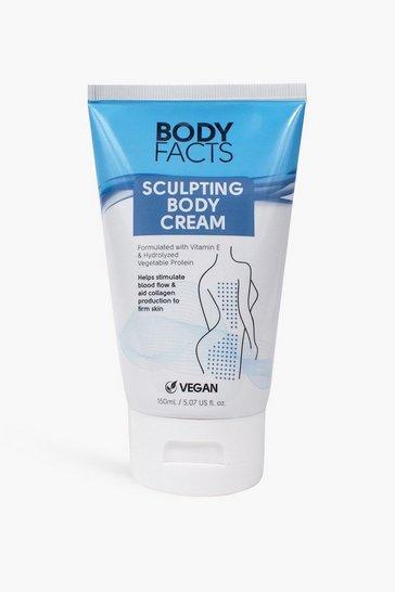 Blue Body Facts Sculpting Body Cream