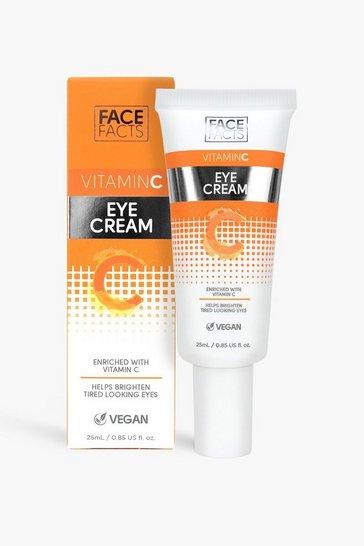 Orange Face Facts Vitamin C Eye Cream