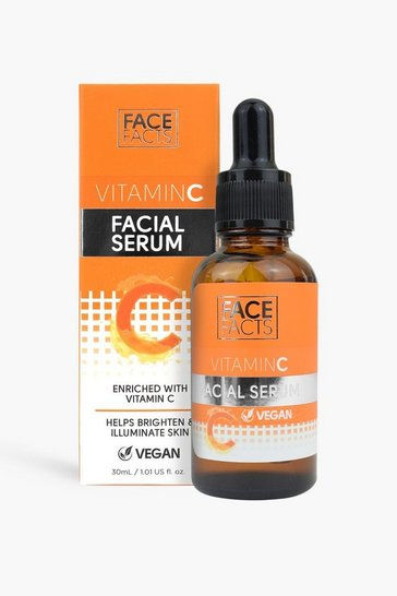 Orange Face Facts Vitamin C Facial Serum