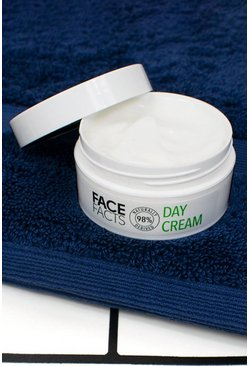 Face Facts crema giorno 98% ingredienti naturali, Verde gerde
