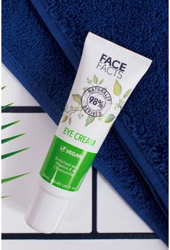 Crema para ojos 98 % Natural de Face Facts, Verde