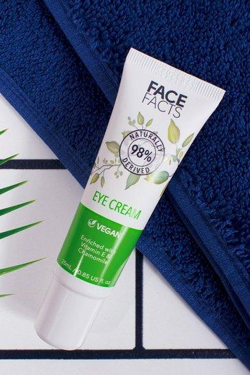 Green Face Facts 98% Natural Eye Cream