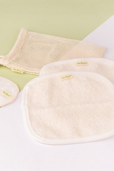 White So Eco Facial Cleansing Kit