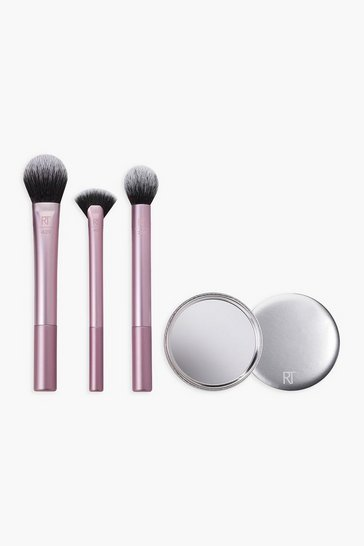 Pink Real Techniques- Irl Perfecting Finish Kit