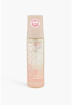 Sunkissed Vegan Clear Mousse 1 Hour Tan