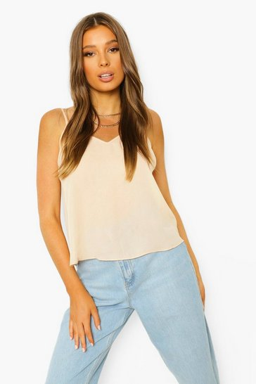 Blush pink Nude Cami Top