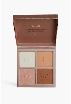 Nude Barry M Glowbeam Illuminating Palette