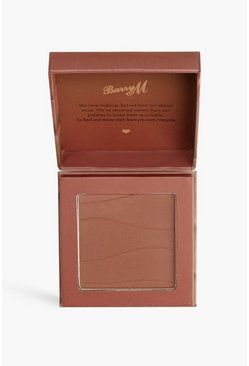 Bronze metallic Barry M Heatwave Bronzer - Desert