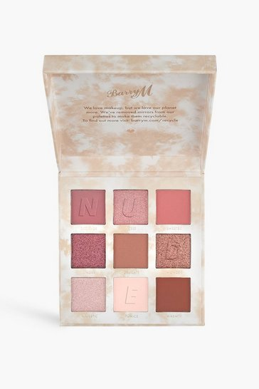 Multi Barry M Nude & Neutral Eyeshadow Palette