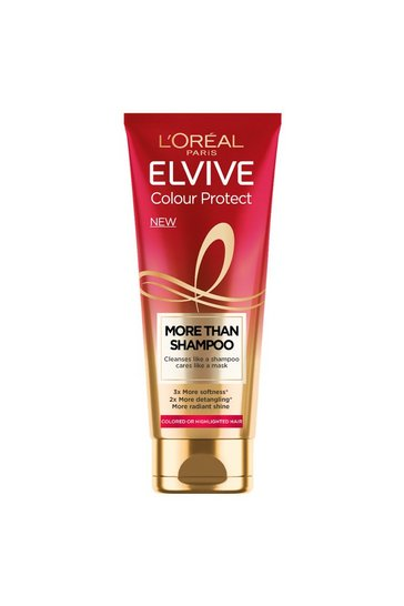 Red L'oreal Elvive Colour Protect Shampoo