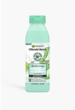 Shampoo Garnier Ultimate Blends all'Aloe Vera, Verde gerde