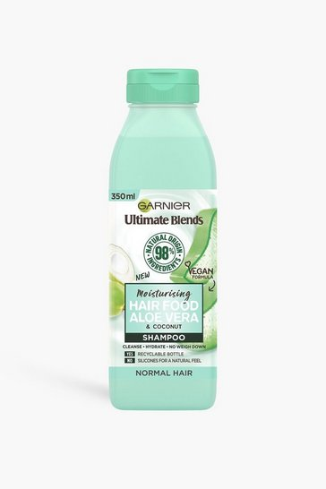 Green Garnier Ultimate Blends Aloe Vera Shampoo