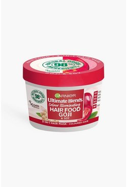 Garnier Ultimate Blends Mask - Coloured Hair, Red rouge