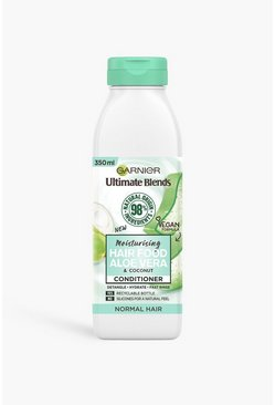 White Garnier Ultimate Blends Aloe V Conditioner
