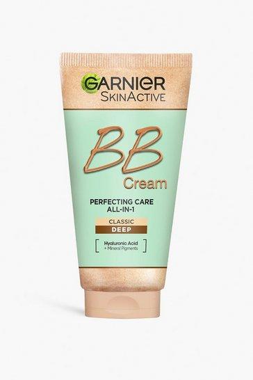 Dark brown Garnier Skinactive Bb Cream Classic Deep